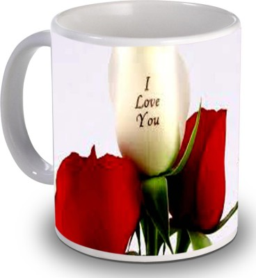 PsK I Love You H6 Ceramic Mug