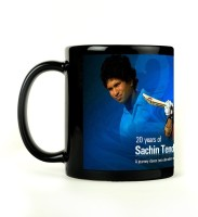 Shoperite 20 Years Of Tendulkar Ceramic Mug (300 Ml)