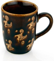 SahajPreet SPMM-4315-13 Ceramic Mug (300 Ml, Pack Of 2)