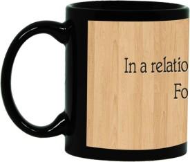 JOLLYRAPRO Desginer black-214 Ceramic Mug