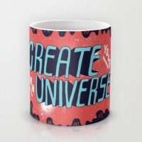 Astrode Create Your Own Universe Ceramic Mug (325 Ml)
