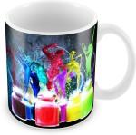 Prinzox Plates & Tableware Prinzox Colors Of Life Ceramic Mug