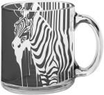 meSleep Plates & Tableware meSleep Zebra Glass Mug