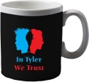 Greenrock In Tyler We Trust Mug - Multicolor, Pack Of 1