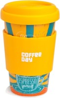 Cafe Coffee Day Ceramic  - Espresso Ceramic Mug (400 Ml)
