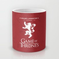 Astrode Game Of Thrones House Lannister 05 Ceramic Mug (325 Ml)