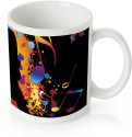 Amore Music In Me Mug - Multicolor, Pack Of 1
