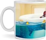 BS Enterprise Plates & Tableware BS Enterprise Drowning Rat Ceramic Mug