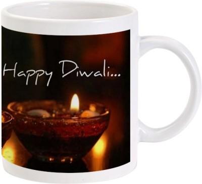 Lolprint 74 Diwali Ceramic Mug