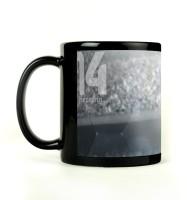 Shoprock Messi Jersey Mug (Black, Pack Of 1)