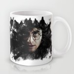 Astrode Plates & Tableware Astrode Harry Potter & Dementors Ceramic Mug