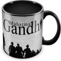 Posterboy Mahatma Gandhi - BK Mug - Multicolor, Pack Of 1