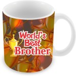 Everyday Gifts Plates & Tableware Everyday Gifts World's Best Brother Ceramic Mug