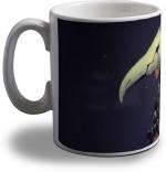 Artifa Plates & Tableware Artifa Girl With Horns Porcelain, Ceramic Mug