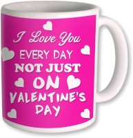 Photogiftsindia I Love You Gifts For Valentine Day Coffee Mug (White, Pack Of 1)
