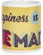 Chumbak Measures Chumbak Homemade Happiness Ceramic Mug