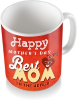SKY TRENDS GIFT Happy Mother's Day Best Mom Gifts For Mother's Day Ceramic Coffee  Ceramic Mug (3.2 Ml)