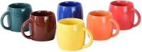 CDI CDI050_B03 Ceramic Mug (500 Ml, Pack Of 6)