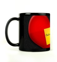 Shoperite Heart Out Of Order Ceramic Mug (300 Ml)