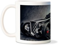AMY Lamborghini Big Carcoffee Ceramic Mug