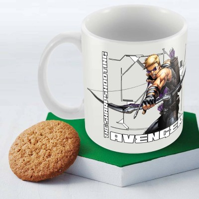 Posterboy Plates & Tableware Posterboy The Sharp Shooting Avenger Officially Licensed Ceramic Mug