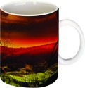 Printland Sunrise Love Mug - Multicolor, Pack Of 1
