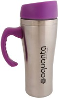 Aquanta JG-077-Purple Stainless Steel Mug (500 Ml)