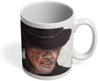 PosterGuy Amitabh Bachchan Jhoom Barabar Painting Ceramic Mug (280 Ml)