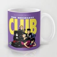 Astrode The Reckless Club Ceramic Mug (325 Ml)