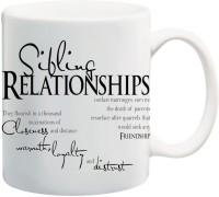 Mesleep Little Sister 75 Ceramic Mug (325 Ml)
