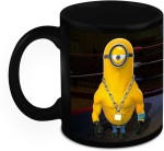 HomeSoGood Plates & Tableware HomeSoGood Cena The Minion In Despicable Me Ceramic Mug