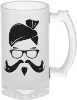 Printland Plates & Tableware Printland Frosted Beer Glass Mug