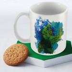 Posterboy Plates & Tableware Posterboy Hulk Smash Officially Licensed Ceramic Mug