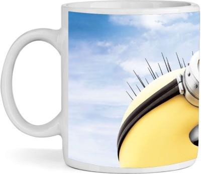 SBBT Smily Character Ceramic Mug
