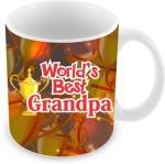 Everyday Gifts Plates & Tableware Everyday Gifts World's Best Grandpa Ceramic Mug
