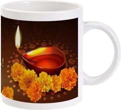 Lolprint 44 Diwali Ceramic Mug