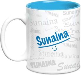 Hot Muggs Me Graffiti - Sunaina Ceramic Mug