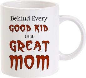 Lolprint Great Mom Mothers Day Ceramic Mug