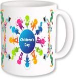 PhotogiftsIndia Plates & Tableware PhotogiftsIndia Happy Childrens Day Ceramic Mug
