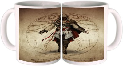 Shopkeeda Assassins Creed Mug Multicolor, Pack of 1