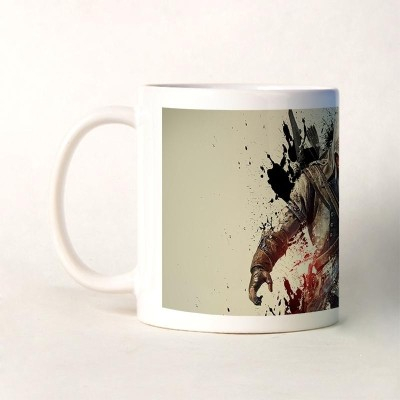 Bluegape AssassinS Creed Mug Brown, Pack of 1