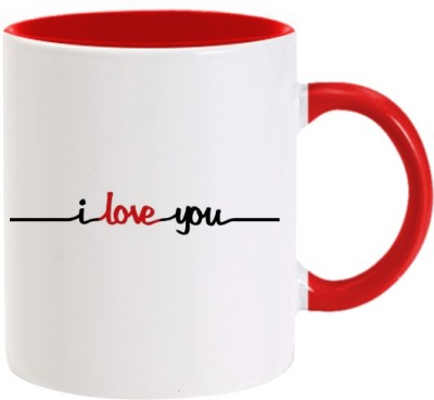 Lolprint 230 Valentines Day Ceramic Mug