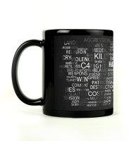 Shoperite Don't Make War Ceramic Mug (300 Ml)