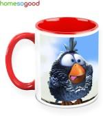 HomeSoGood Plates & Tableware HomeSoGood Angry Birds Ceramic Mug