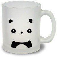 StyBuzz Be The Cutest Thing Ever Frosted Mugs Glass Mug (300 Ml)