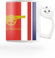PosterGuy The Gunners Arsenal Inspired Ceramic Mug (280 Ml)