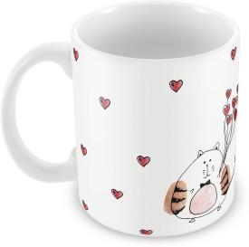 Merchbay Love Dose Love Art | Simran Anand Ceramic Mug
