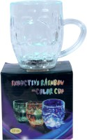 DSS LED Mug Glass Mug (500 Ml)