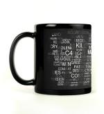 Expresion Plates & Tableware Expresion War Design Ceramic Mug
