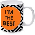 Printland Best Person Mug - Multicolor, Pack Of 1